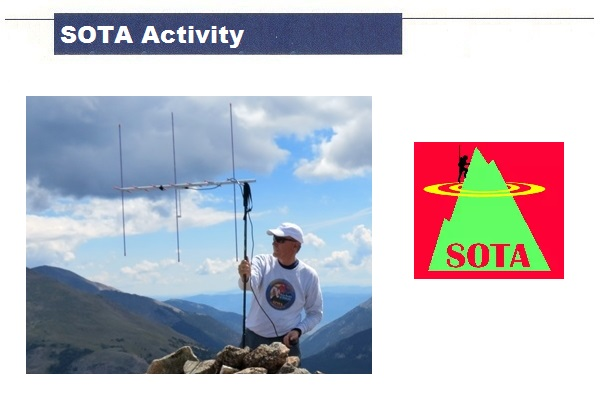 SOTA Activity