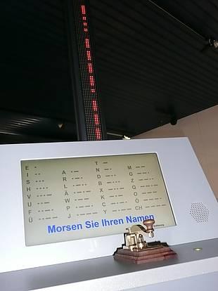Morsekonsole